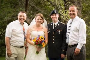 Michael & Erick's wedding with Wynn & Brett
