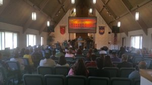 Crossroads Community Church #1– Sunday, 26 June 2016