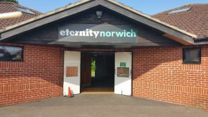 Eternity Church Norwich 3 - June 2016