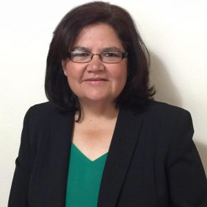Pastor Maria Ruano