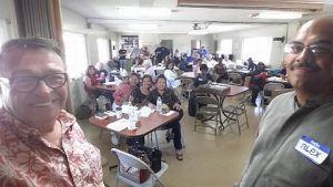 RW One Day Seminar at Crossroads Community Church Lompoc California June 2016