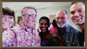 RW One Day Seminar at Crossroads Community Church Lompoc California June 2016 with Judi-Wynn-Rita-Tom-Rob